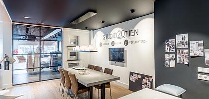 Decke im Büro und für gewerbliche Räume gestalten - PLAMECO Siegen