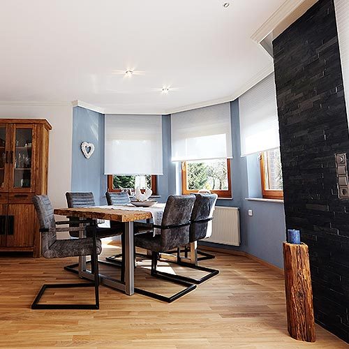 Holzdecke renoviert in Hilgenroth - Vorschau