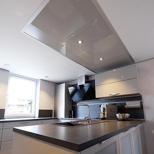 PLAMECO Küchendecke gestalten und renovieren