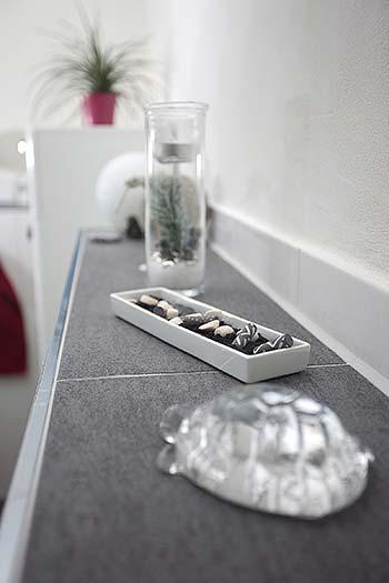 Fliesenarbeiten im Badezimmer - Fliesenlegermeister Michael Bär