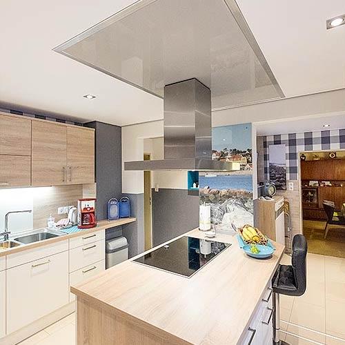 Küchendecke und Beleuchtung in Bad Laasphe