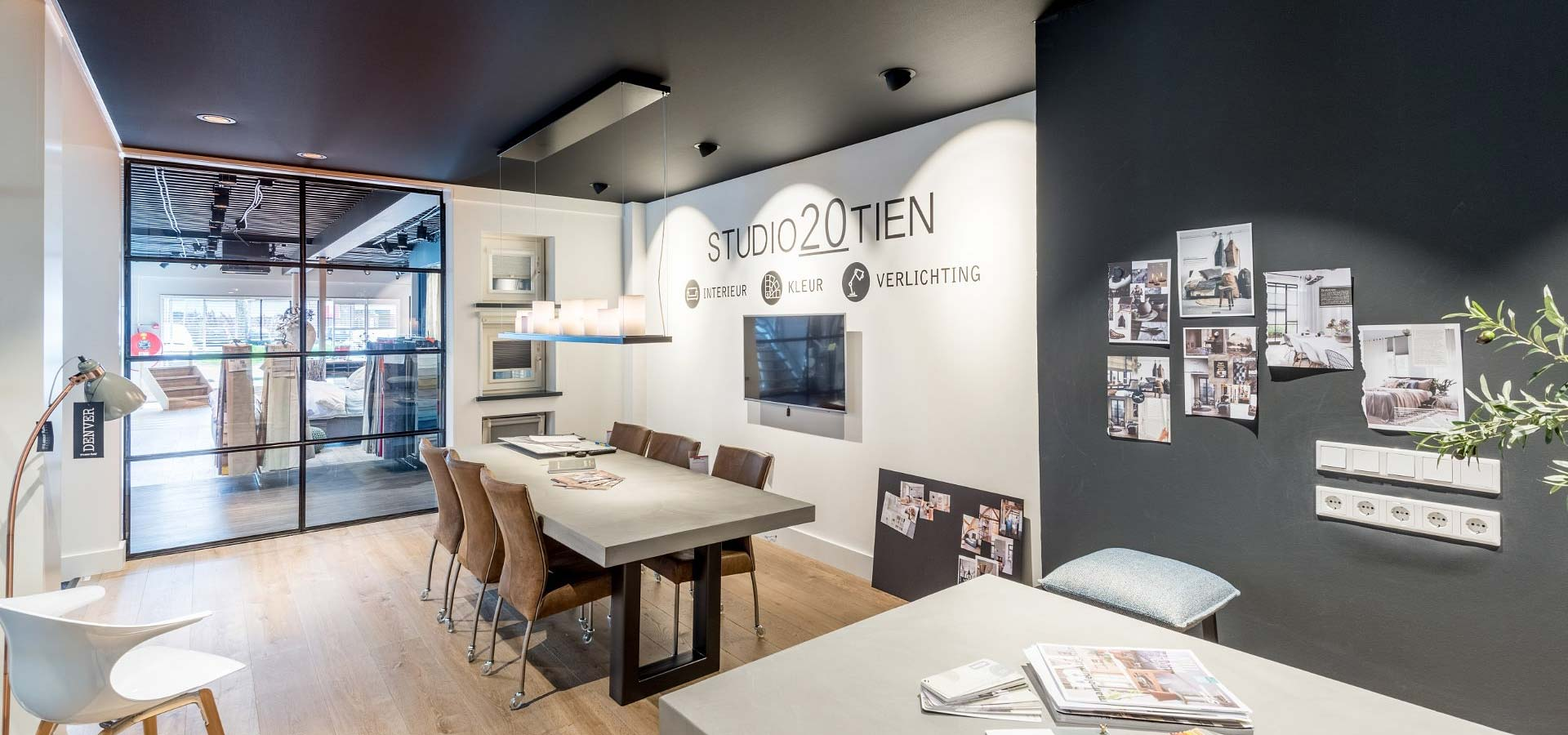 Büro Besprechungsraum - Decke Gewerbe Restaurant Hotel Siegen