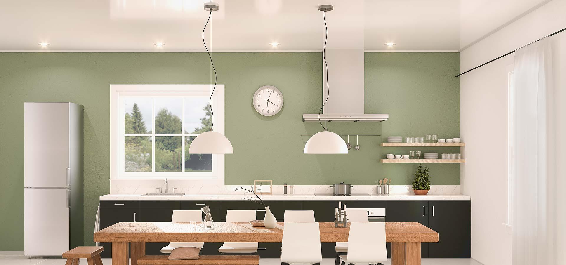 Küche Gestalten Plameco Spanndecken Siegen