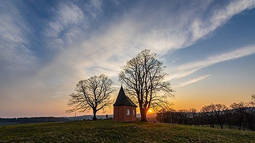 Alte Kapelle Friesenhagen - Plameco