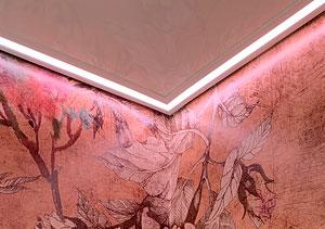 Randbeleuchtung - Plameco Decken Siegen - Lichtprofil