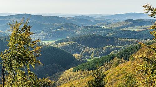 Schöne Aussicht Siegerland